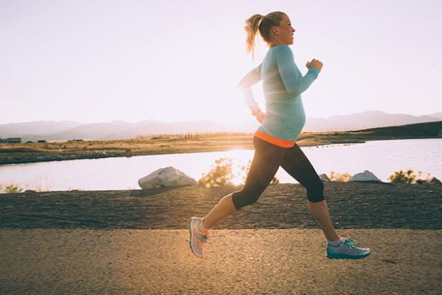 aktivni za dvoje u trudnoći trčanje