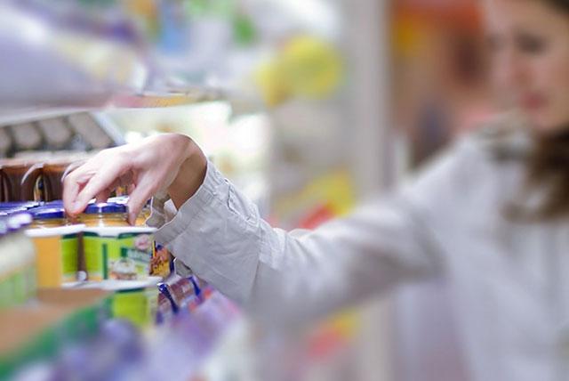 kupovina hrane za bebu