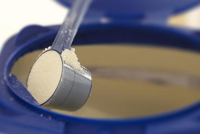 merica za bebino adaptirano mleko