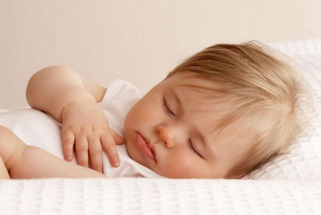 bebino spavanje