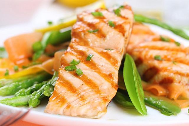 riba sa povrćem 1
