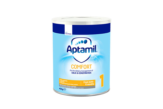 Tin Aptamil Comfort 1