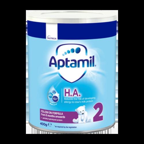 Tin Aptamil HA 2
