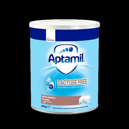 Tin Aptamil Lactose Free