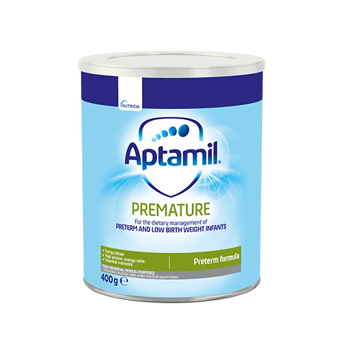 Tin Aptamil Premature