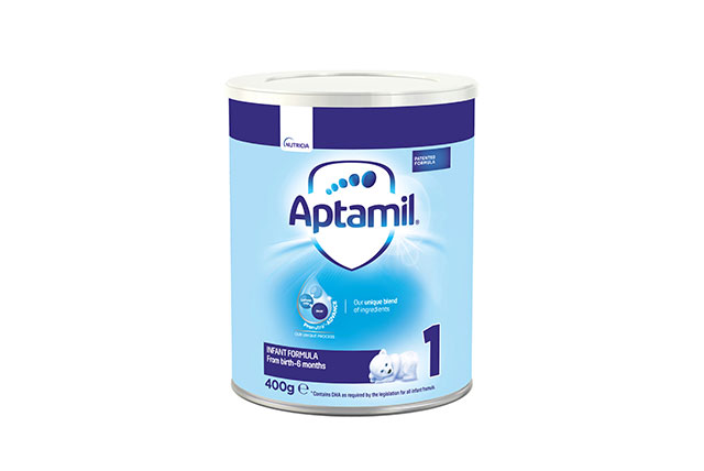 Tin Aptamil stage 1 400g
