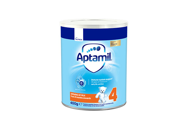 Tin Aptamil stage 4 400g